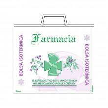 Bolsa isotérmica para farmacia