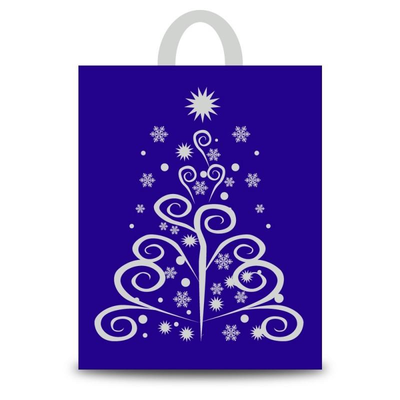 Árbol Fantasía Plata | Navidad
