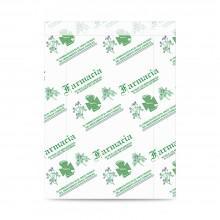 Farmacia 20+5x27 | Sobre de papel celulosa para farmacia (Paquete 100uds.)