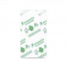 Farmacia 12+5x22 | Sobre de papel celulosa para farmacia (Paquete 100uds.)
