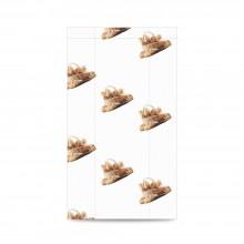 Panadería 20+10x35 | Bolsa de papel celulosa blanco (Paquete 100uds.)