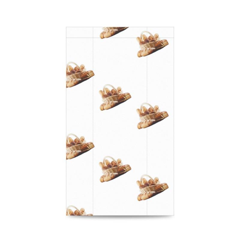 Bolsa Papel Panadería | 20+10x35
