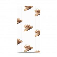 Panadería 15+5x30 | Bolsa de papel celulosa blanco (Paquete 100uds.)