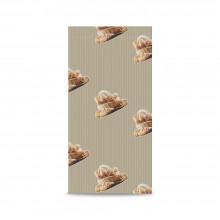 Sobre de papel para panadería color kraft, tiene una medida de 15+5x30 centímetros, el sobre está fabricado con papel de 30 gr.