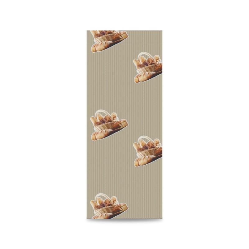 Bolsa Papel Panadería Kraft | 12+6x30