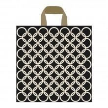 Aros Oro | Bolsa de plástico reutilizable (Paquete de 50uds.)