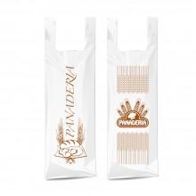 Pan Mediana | Bolsa de plástico para panadería (Paquete 200uds.)