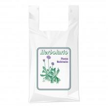 Herbolario 40/26x50 | Bolsa de plástico para herbolarios (Paquete 200uds.)