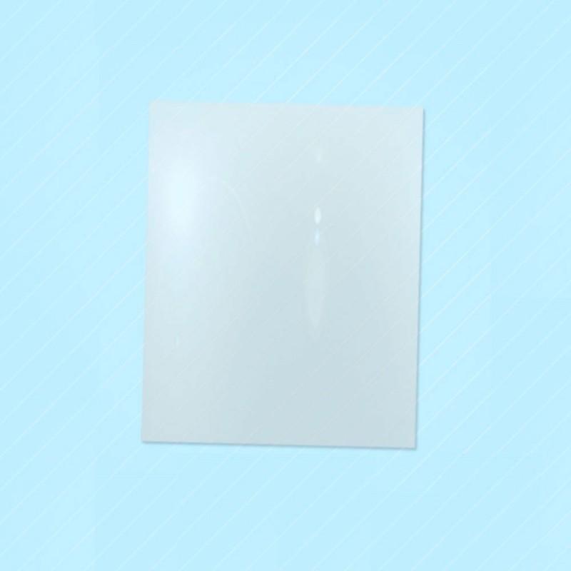 Bolsas sobre de plástico transparente con un tamaño de 8x10 centímetros, las bolsas son aptas para la alimentación